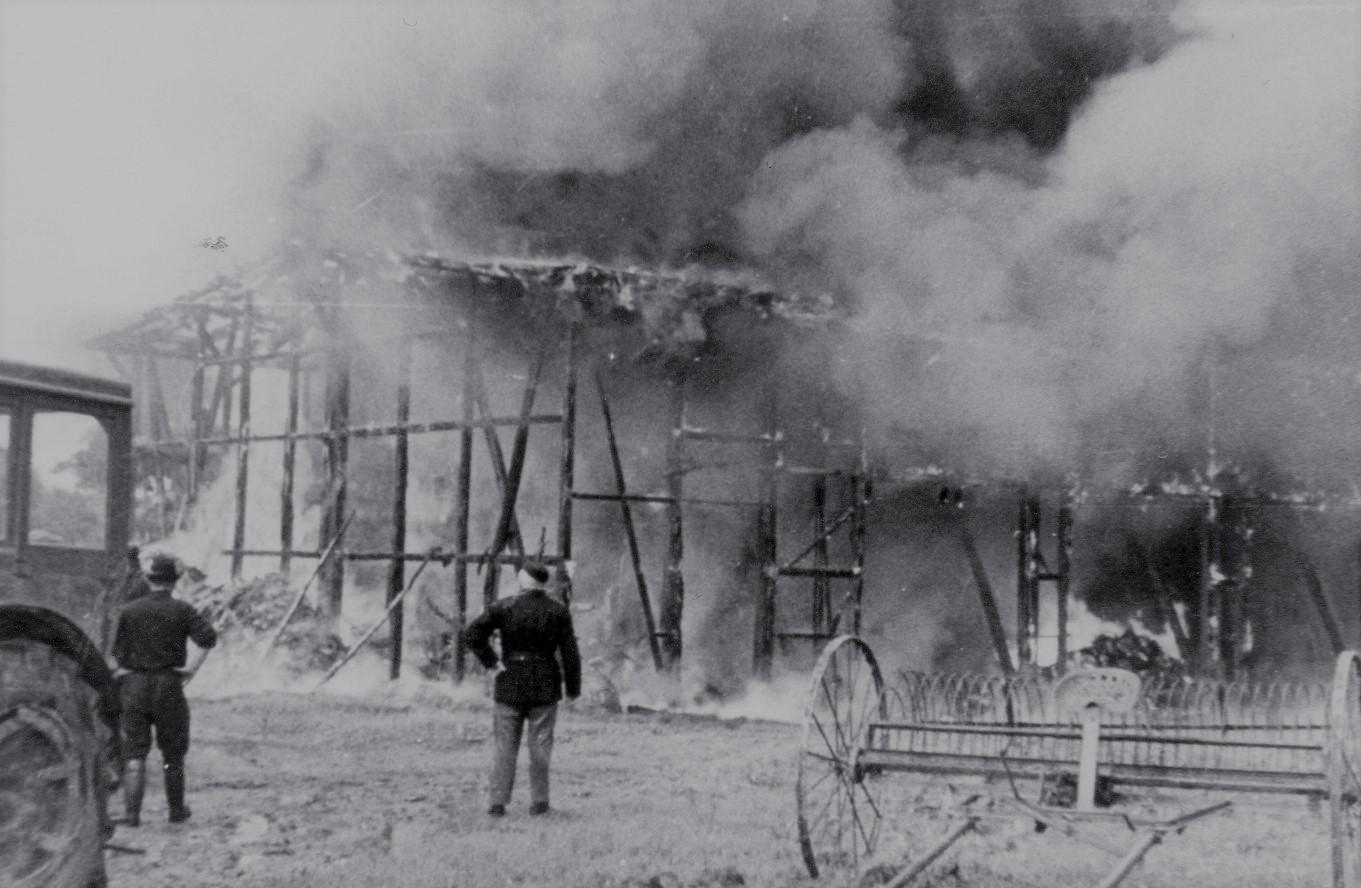 Brandbekämpfung seit 1911