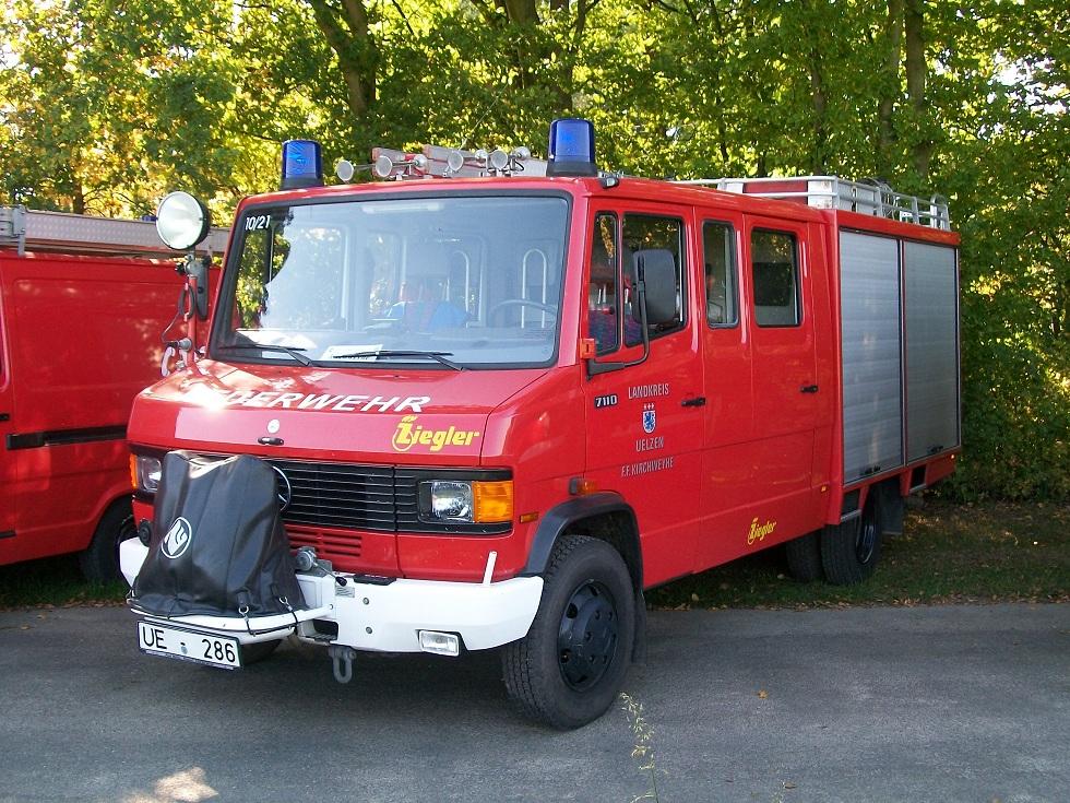 Löschgruppenfahrzeug (LF 8) // Florian Uelzen 80-43-15